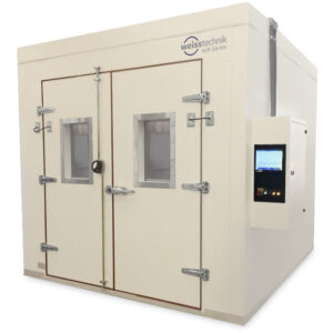 wp series panel walk in test chamber